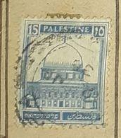 15 PALESTINE,USED STAMP - Palestine