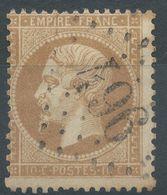 Lot N°56845    N°21, Oblit GC 496 Blaye, Gironde (32) - 1862 Napoleon III