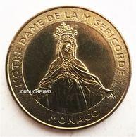 Monnaie De Paris 98.Monaco - Notre Dame De La Miséricorde 2013 - Monnaie De Paris