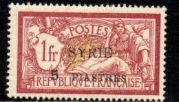 SYRIE 1924 * - Syria (1919-1945)