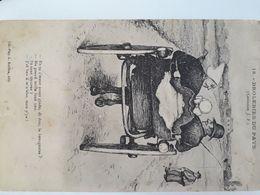 Carte Postale Humour, Drolerie Du Pays, Voiture à Cheval, Patois Local, « 76 » - Frankrijk