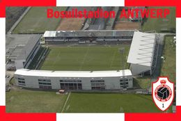 CP.STADE DE FOOTBALL. ANTWERP   BELGIQUE  BOSUILSTADION # CS. 588 - Football