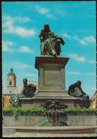 D-97421 Schweinfurt - Rückert- Denkmal - Monuments
