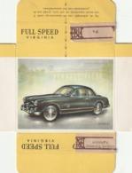 FULL SPEED VIRGINIA Nr 157, Ford Comete 1952 - Cigarette Cards