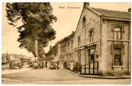 Bree - Statiestraat 19.. (Geanimeerd) - Bree