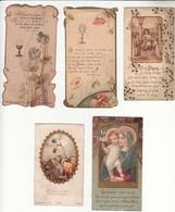 LOT De 10 IMAGES RELIGIEUSES - BONAMY - Images Religieuses