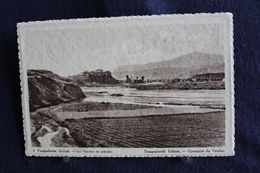 U-166 / Yougoslavie.  Uskub / Skopje,  Ueskueb, Le Vardar En Amont - Chocolat Martougin , Anverse / Circule - Jugoslavia
