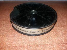 Pathè Baby Films Cinema Pellicola La Colazione Di Charlot Old Vieux Film Pour Enfants Childrens 9.5 Mm - Bobines De Films: 35mm - 16mm - 9,5+8+S8mm