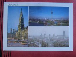 München - Mehrbildkarte - München