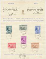 BELGIQUE - Au Profit De La Chapelle Musicale De La Reine Elisabeth - N° 8579 - ....-1951
