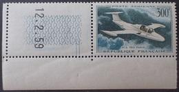 R1337/301 - 1959 - POSTE AERIENNE - MS260 PARIS - N°35 CdF TIMBRE NEUF** CD 12.2.59 - Airmail