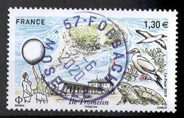 FRANCE 2019 - Timbre - Ile Tromelin Oblitéré Cachet Rond - Usati