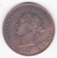 Jersey, 1/26 Shilling 1870. Victoria, Bronze, KM# 4 - Jersey