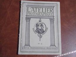 L'Atelier Photographique Revue Professionnelle, N°2,1924 - Photographie