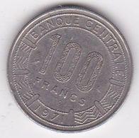 Republique Gabonaise. 100 Francs 1978 , En Cupro Nickel .KM# 12 - Gabon