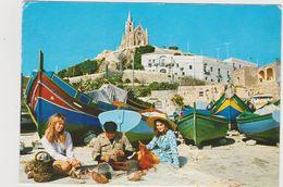 Malta Gozo's Idyllic-mgarr - Malta