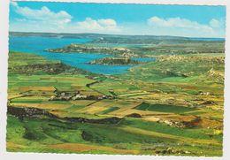 Malta General View From Concezione Hills - Malta
