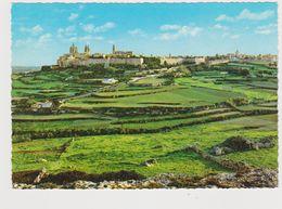 Malta Valley Beyond The Bastion Of Mdina - Malta