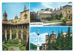 CLAUSTROS, REDIN Y M. INMACULADA.- PAMPLONA.- ( ESPAÑA). - Iglesias Y Catedrales