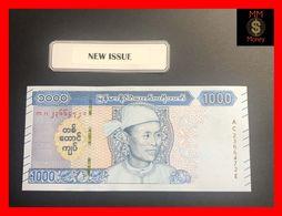 Burma - Myanmar 1.000 1000 Kyats 2019 P. New   UNC - Myanmar