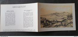 Liban Lebanon RARE Sidon Looking Towards Lebanon Form The Original Lithography By Robert's 1796/1864 - Lebanon