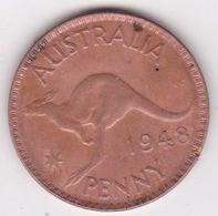 Australie 1 Penny 1948, George VI. KM# 36 - Moneda Pre-decimale (1910-1965)
