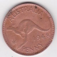 Australie 1 Penny 1948, George VI. KM# 36 - Penny