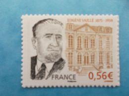 TIMBRE  AUTOADHESIF  No:369a , EUGENE VAILLE , Contour Du Visage Absent , XX , En Bon état - Adhesive Stamps