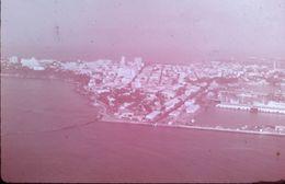 DIAPOSITIVE L'AFRIQUE DE L'ATLAS AU GOLF DE GUINEE L'AFRIQUE NOIRE (Vue D'avion) DAKAR - Diapositive