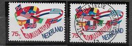 Nederland - 1989 - Yv.1330 -  - ** En O  - Navo. - Periodo 1980 - ... (Beatrix)