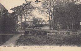 11 - Bram - Beau Panorama Du Parc Du Château De La Nauze - Bram