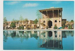 Iran Isfahan Aali Ghapo Square - Iran