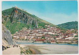 Albanie Berati Vue Partielle De La Ville - Albanie