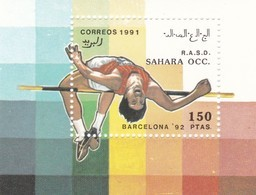 Sahara Occidental Hb - Summer 1992: Barcelona