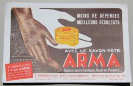 Buvard Savon-pâte ARMA - Produits Ménagers