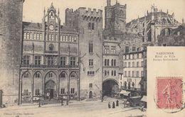 11 - Narbonne - Hôtel De Ville - Ancien Archevêché - Belle Animation - Narbonne