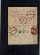 CTN63/EP - CL PNEUMATIQUE CHAPLAIN 100F - Postal Stamped Stationery