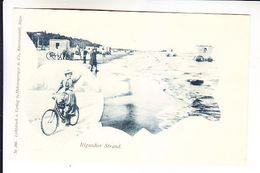 LATVIA RIGAS JURMALA RIGASCHEN STRAND BICYCLE - Latvia