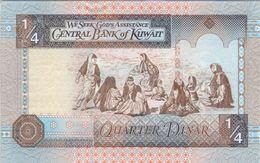 KUWAIT P. 23c 1/4 D 1994 UNC - Kuwait