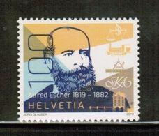 CH 2019 MI 2586 - Unused Stamps