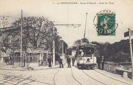 13 - La Croix-Rouge - Route D'Allauch - Arrêt Du Tram - Splendide Animation - ( Tabac - Téléphone ) - France