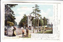LATVIA RIGAS JURMALA RIGASCHEN STRAND MAJORENHOF MAJORI POSTED 1903 - Latvia