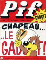 Pif Gadget N°75 - Teddy Ted - Corto Maltese - Pif Gadget