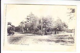 LATVIA RIGAS JURMALA RIGASCHEN STRAND MAJORENHOF MAJORI POSTED 1899 - Latvia