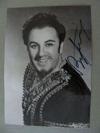 Autografo E PERSONAGGIO OTELLO  DA IDENTIFICARE     FOTO TEATRO   THEATRE   Théâtre STAGIONE LIRICA OPERA - Toneel & Vermommingen