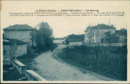 01 CROTTET / Le Bourg / - Autres Communes