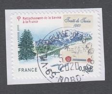 France - Timbre Autoadhésif Oblitéré - N°415 - TB - France