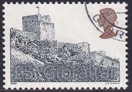 GIBRALTAR 2000 SG #942 £5 Used - Gibraltar