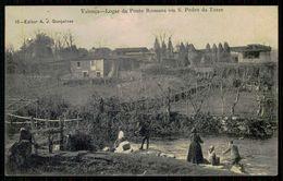 VALENÇA - ROMANO - Logar Da Ponte Romana Em S. Pedro Da Torre. ( Ed. A. J. Gonçalves Nº 15)  Carte Postale - Viana Do Castelo