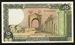 """250 Livres  """"LIBAN"""" UNC  Bc 62 - Liban"""